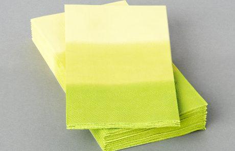 Bistro napkin, 3-ply tissue, fsc