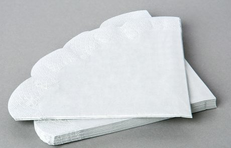 Rondo Serviette, 3-lagiges Tissue, fsc-zertifiziert