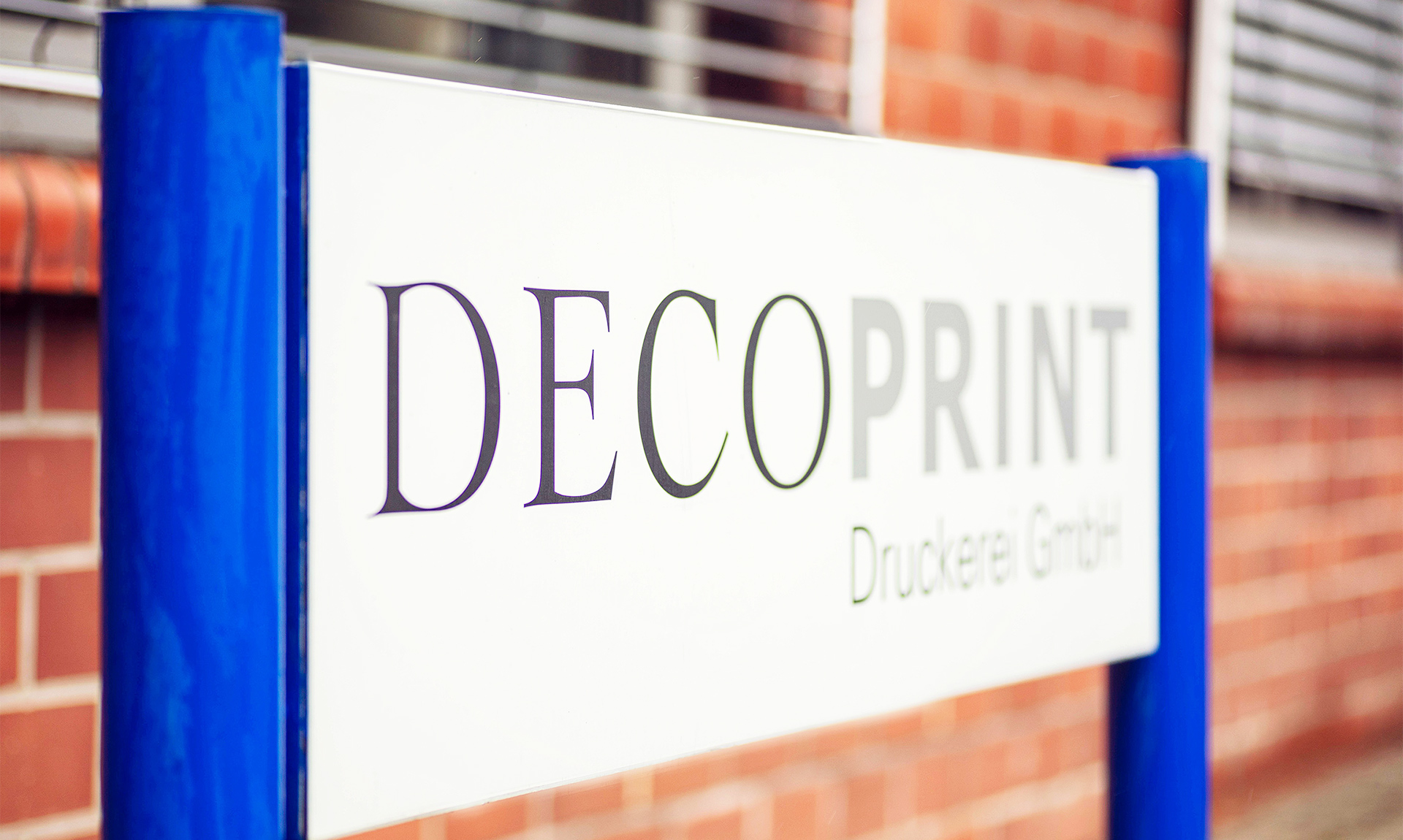 Decoprint Servietten Druckerei